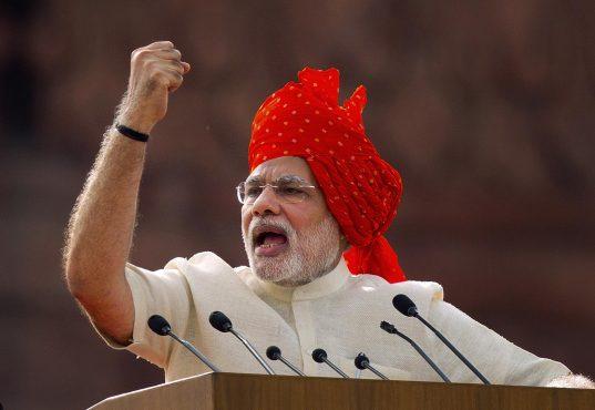 Indian PM Narendra Modi extends his greetings on Guru Purnima