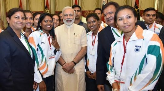 PM Modi's demand for Indian food in Rio Olympics gets approved