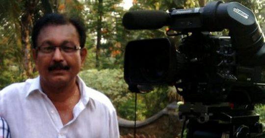 Malayalam film director Rajan Shankaradi dies at 63