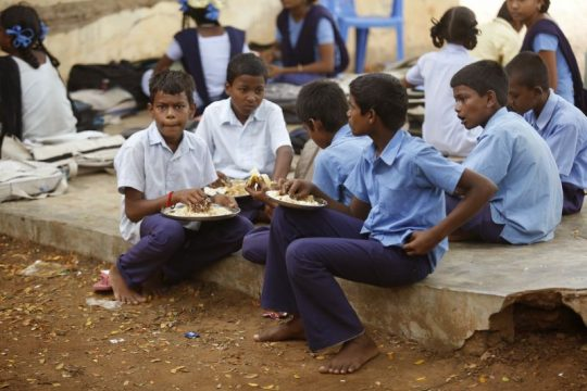 Mid-day Meal Program in Chennai suffers due to Insufficient staff