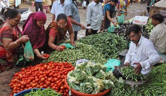 Heavy rainfall sees vegetables price touch skyrocket in Delhi