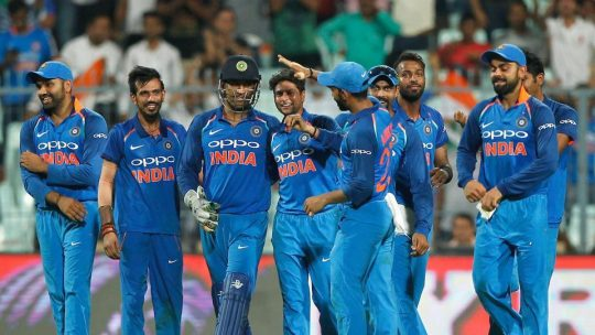India VS Australia, 2nd ODI Report