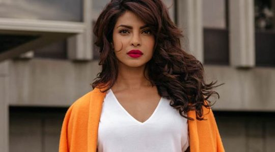 Priyanka Chopra gears up with her third Hollywood film