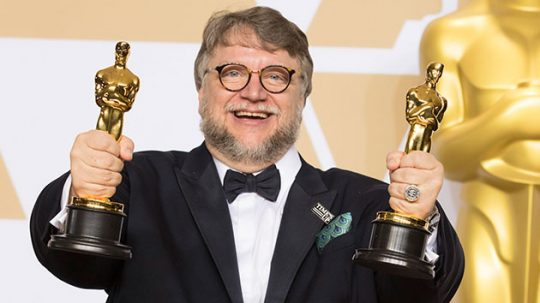 "Guillermo Del Toro's ""The Shape of Water"" corners the best picture at Oscars 2018"
