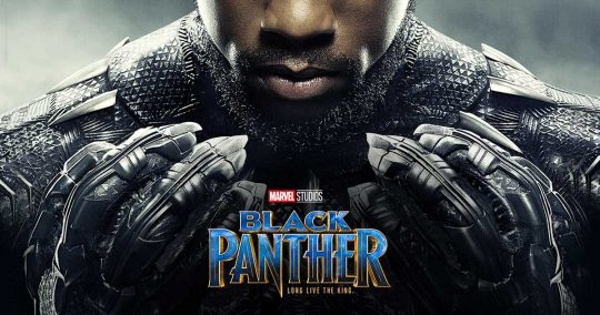 """Black Panther"" had the second biggest weekend of all time"