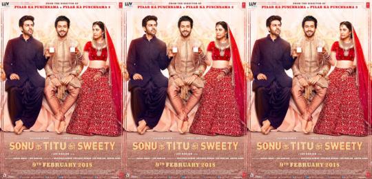 Kartik Aaryan starred SKTS becomes the Second highest grossing film of 2018