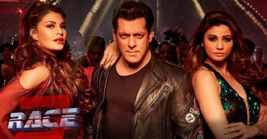 Box-office: Salman Khan 'Race 3' sees a dip in collections