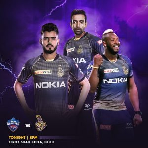 KKR vs DC live IPl 2019 score:  Star Sports, Hotstar live streaming online with highlights