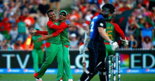Bangladesh v New Zealand 3rd Test abandoned