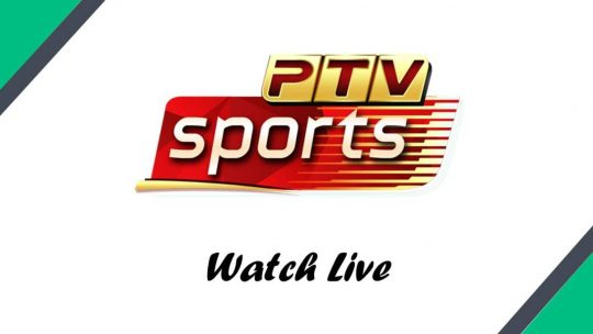 PTV Sports live cricket streaming Pakistan vs Australia 4th ODI
