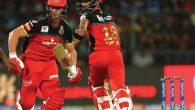 RCB vs RR IPL