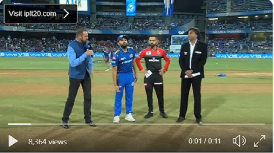 IPL 2019 Live Score: MI vs RCB live streaming on Hotstar, Star Sports