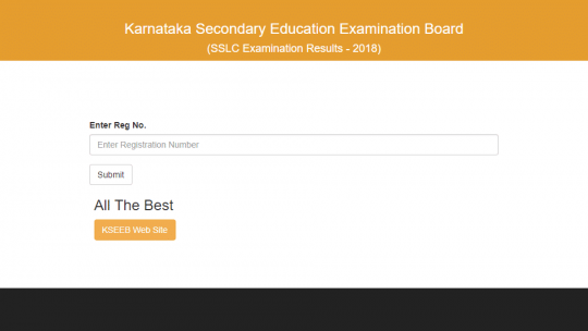 Karnataka SSLC 10th Results 2019 at Karresults.nic.in