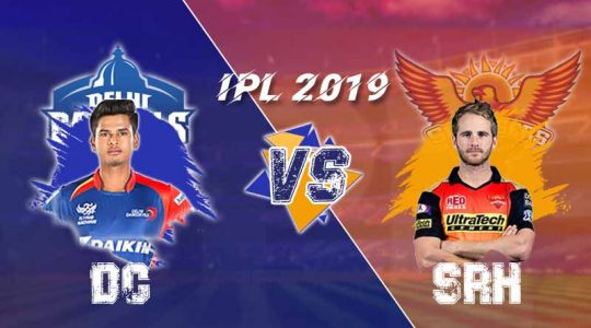 Star Sports, Hotstar live streaming: DC VS SRH, IPL 2019 Eliminator