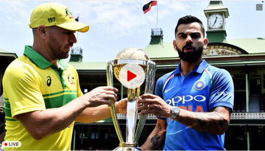 Hotstar, Star Sports live streaming India vs Australia ICC World Cup 2019: Cricket Live Score