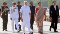 Nirmala Sitharaman to present Union Budget on July 5, 2019 (Image via NDTV Screencap)