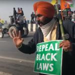 Farmers' protest: Broke the turbulence of peace on January 26