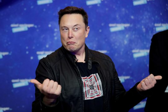 Elon Musk's tweets result in higher crypto value