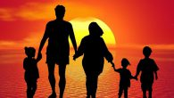 Families remain when everyone else leaves