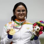 Avani Lekhara to be the first Indian women to win gold at Tokyo Paralympics