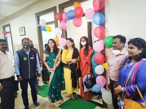 Rotary Club Hubli Midtown and RC of Hubli Central Celebrate World Breast Feeding Week