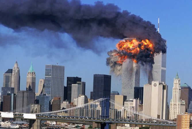 20 years ago today 2,997 people died in the 911 attack September 11 change America for ever
