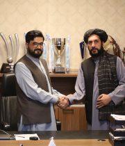 Taliban Sacks Afghan Cricket Board Chief Shinwari, Naseeb Khan is New Chairman