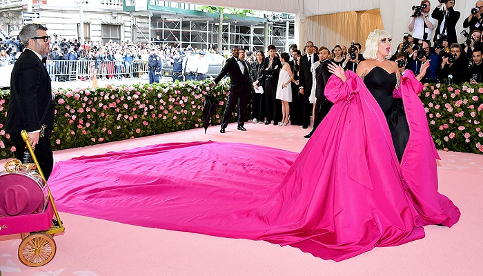 Lady Gaga's Met Gala 2019 dress includes 3 outfit changes