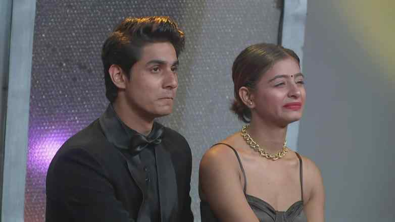 MTV Splitsvilla X13: Shivam Sharma and Pallak Yadav