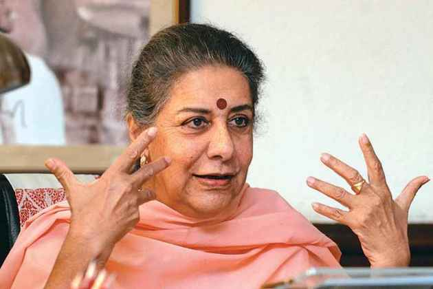 'Punjab CM Must Be Sikh Leader', Ambika Soni Turned Down Offer