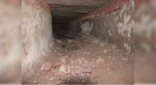 Secret Passage Connecting Delhi Legislative Assembly to Red Fort