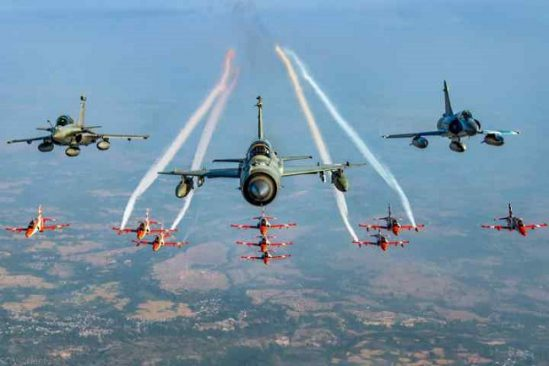 Air Force Day: IAF shares breathtaking photos of its metal birds