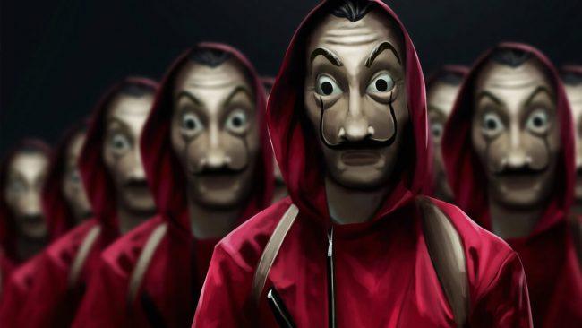Netflix Releases 'Money Heist' Part 5 Volume 2 Teaser