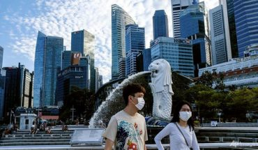 Singapore opens up to the world