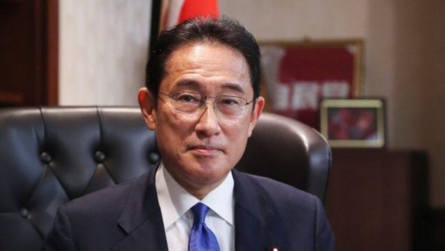 Fumio Kishida Becomes Japan's 100th Prime Minister